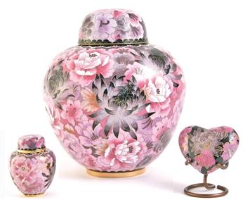 Bouquet Round Top Blossom Pink - FS